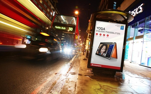 Outdoor Planning Awards 2015 - Clear Channel UK