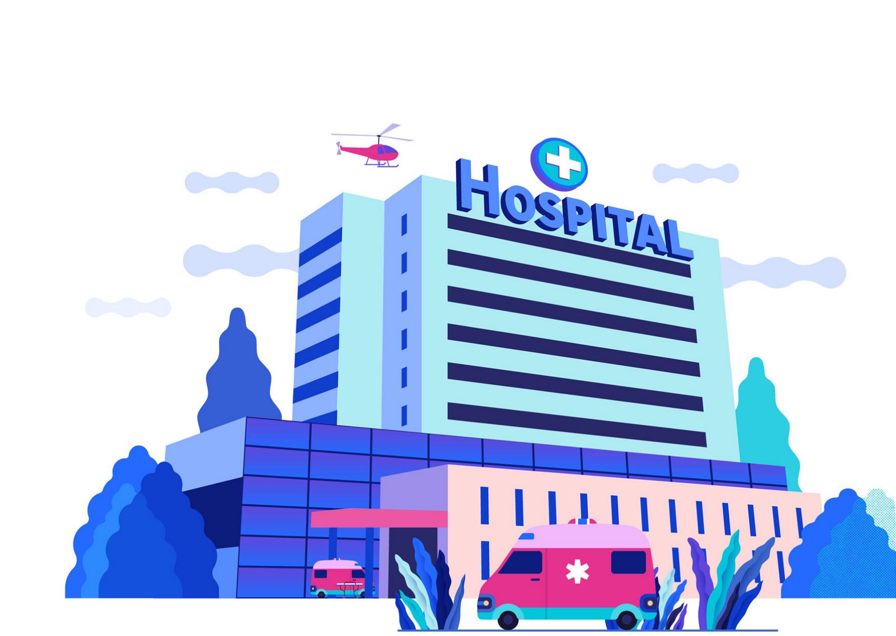 Parceria Geofusion + Hospital Sírio-Libanês
