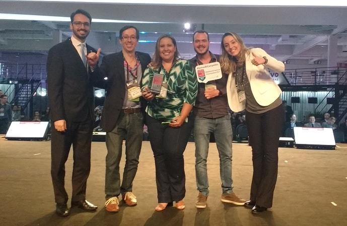 Prêmio GPTW: Geofusion entre as melhores empresas do País mais uma vez!