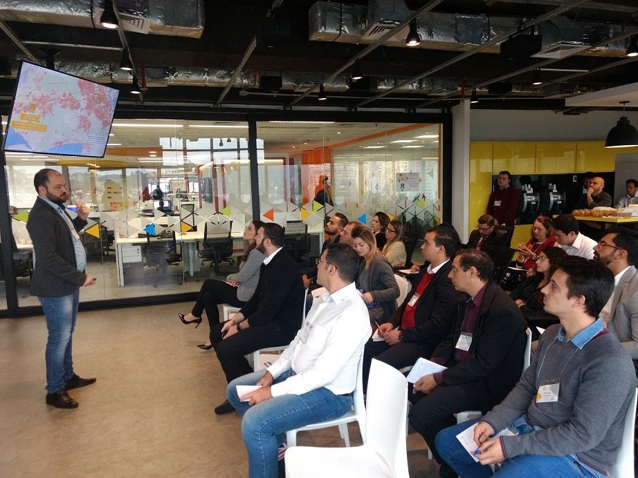 Geofusion realiza 2ª edição de evento para franquias