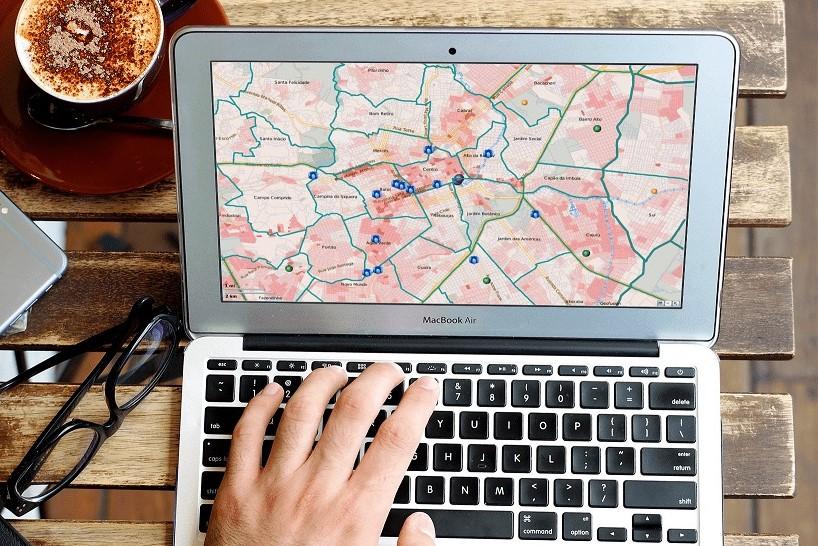 Mapa digital: você sabe o impacto dele no seu dia a dia?
